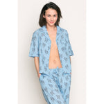 Sleep To Dream PJ Set With Long Pants - Salix Intimates