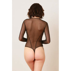 Whisper Corset Body - Salix Intimates