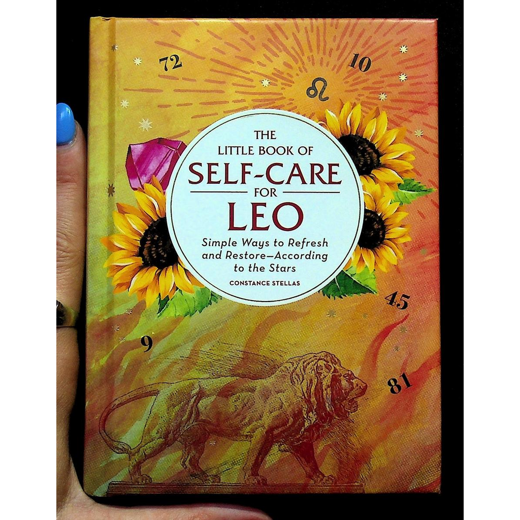 Little Book of Self-Care for Leo