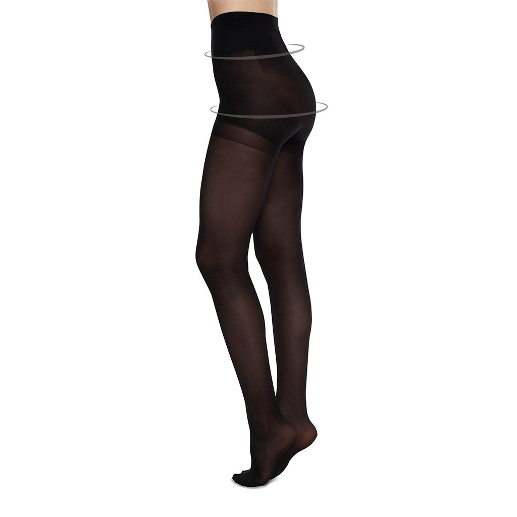 Anna Control Top Tights - Salix Intimates
