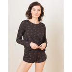 Hot Bunnies Organic Cotton Pocket T - Salix Intimates