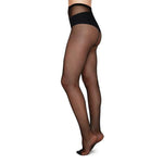 Elvira Net Tights - Salix Intimates