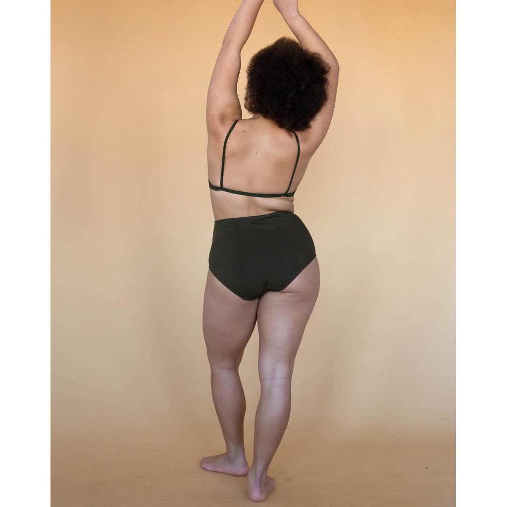 Lena High Waist Undies - Salix Intimates