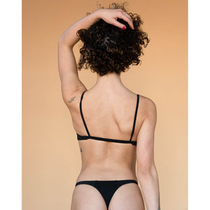 Leo High Cut Bra - Salix Intimates
