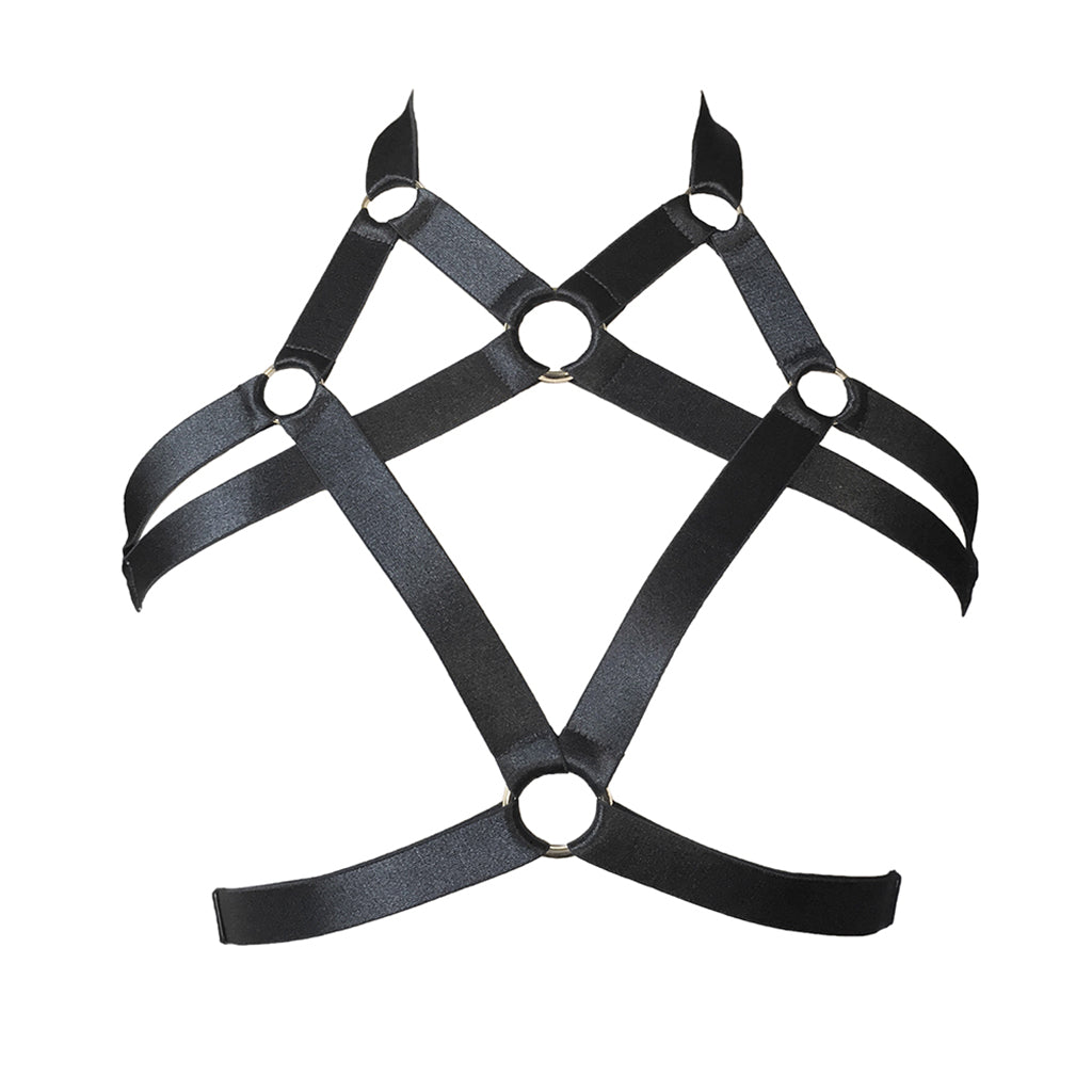 Heartness II Harness - Salix Intimates