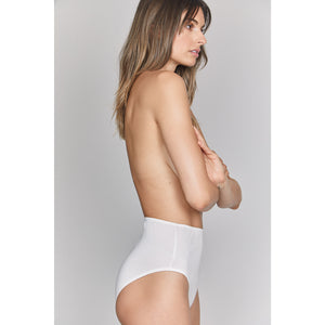 BLAM Organic Cotton High Waist Brief - Salix Intimates