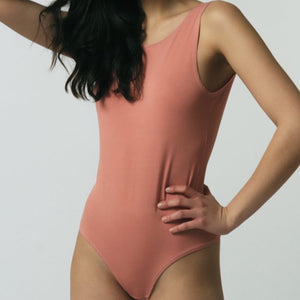 Backless Thong Bodysuit - Salix Intimates