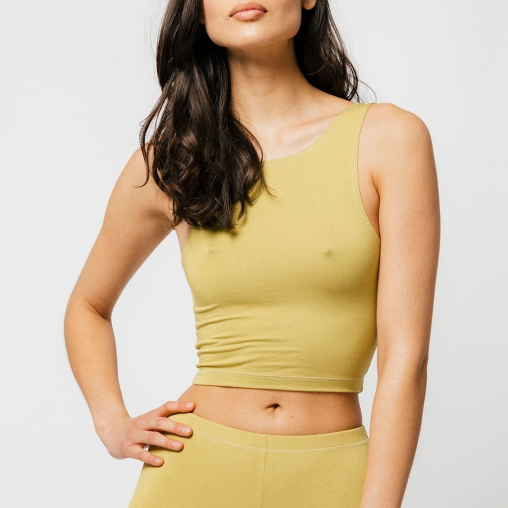 Wallace Crop Top - Salix Intimates