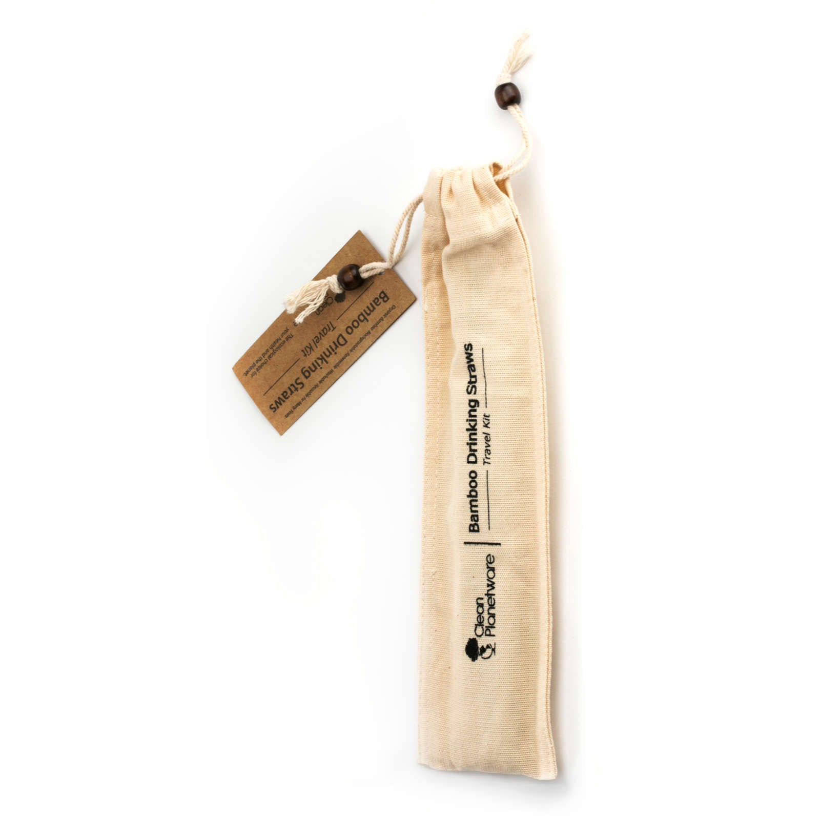 Bamboo Straw Travel Kit - Salix Intimates