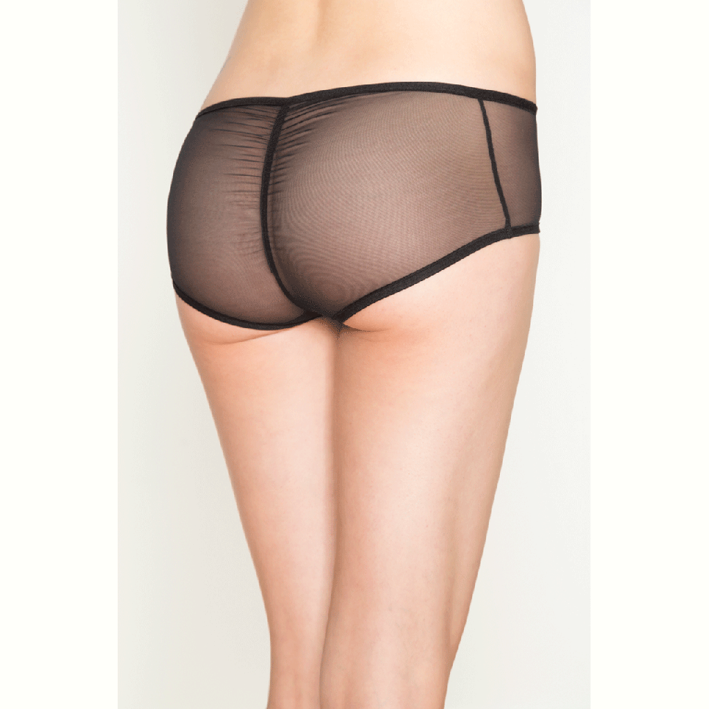 Whisper Ruched Hipster - Salix Intimates