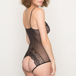 Whisper Sweet Nothings Coucou Bodysuit - Salix Intimates