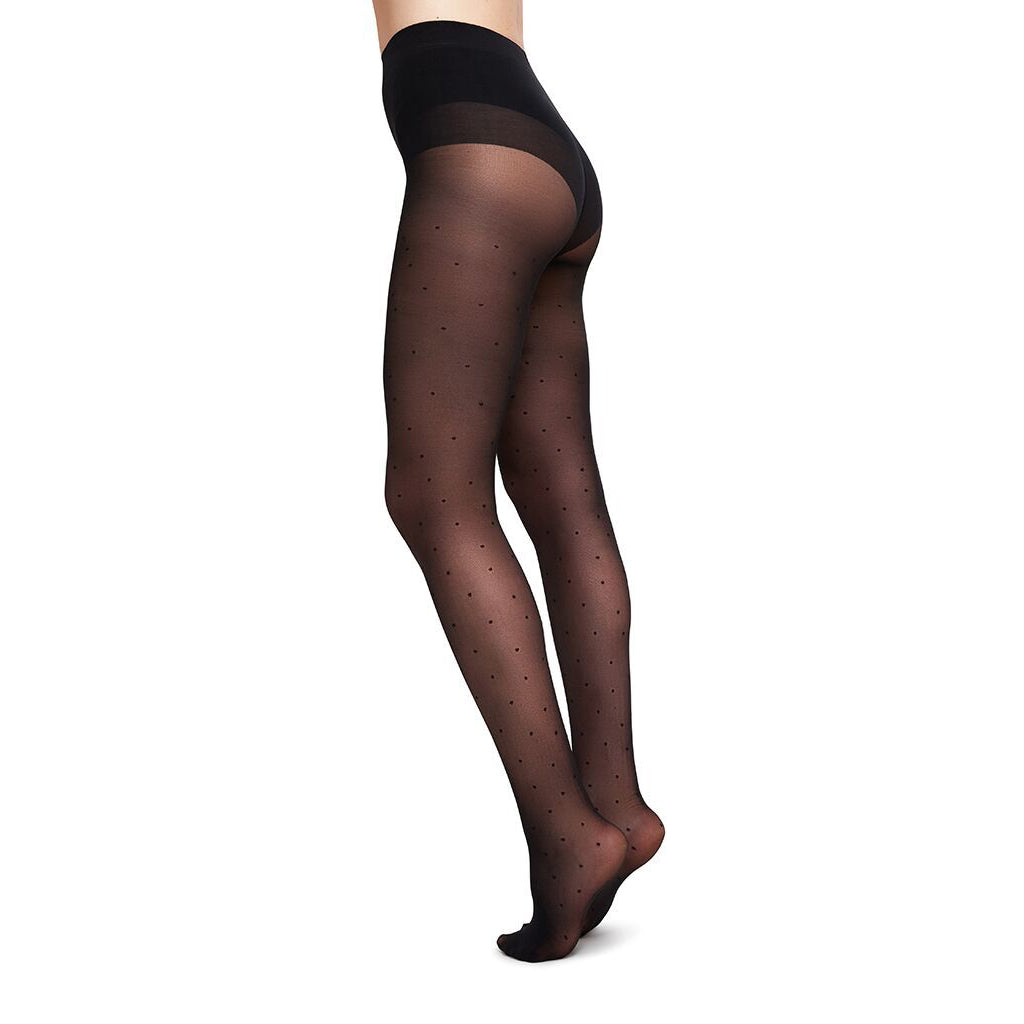 Doris Dot Tights - Salix Intimates