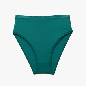 Organic Cotton High-Rise Brief