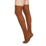 Ella Rib Over the Knee Socks - Salix Intimates