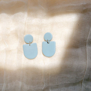 No. 2 Clay Earring