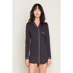 Organic Cotton Nightshirt - Salix Intimates
