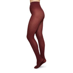 Alma Rib Tights - Salix Intimates