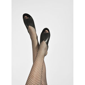 Vera Net Tights - Salix Intimates