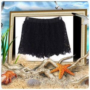 Brand New Swim Cover Up Shorts