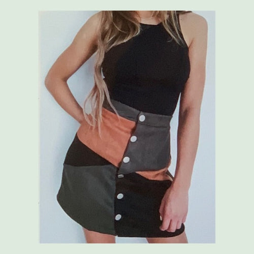Brand New High Waisted Skirt