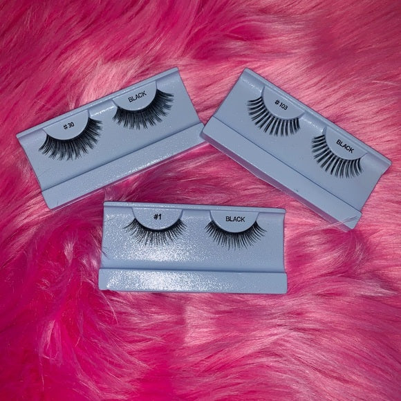 Brand New Set Of Eyelashes