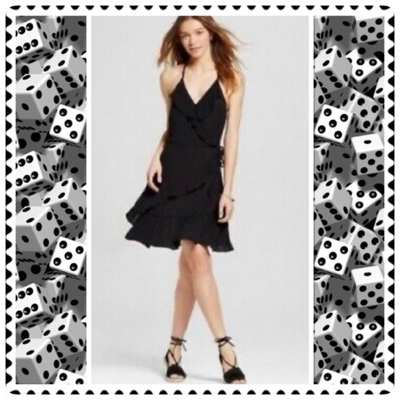 Mossimo Supply Co Wrap Dress