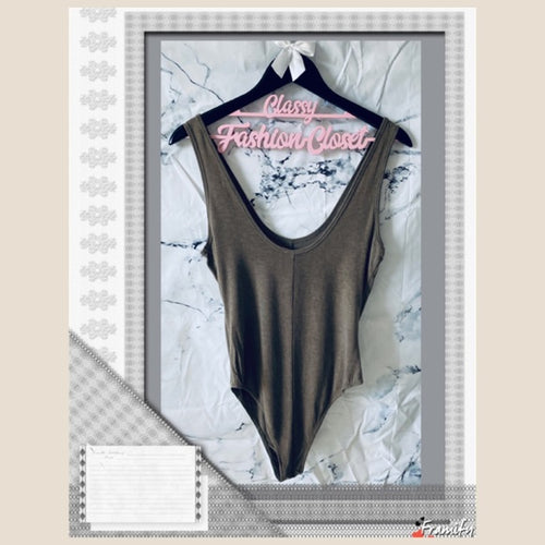 Brand New The Hanger Bodysuit