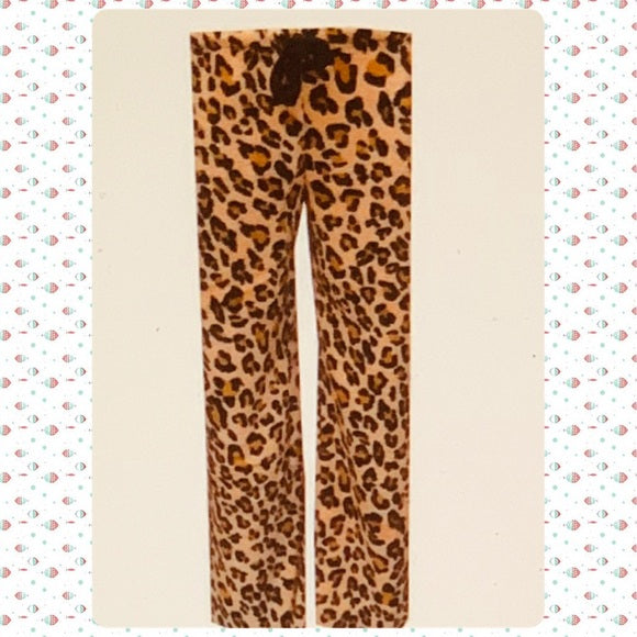 Brand New Leapord Print Lounge Pants