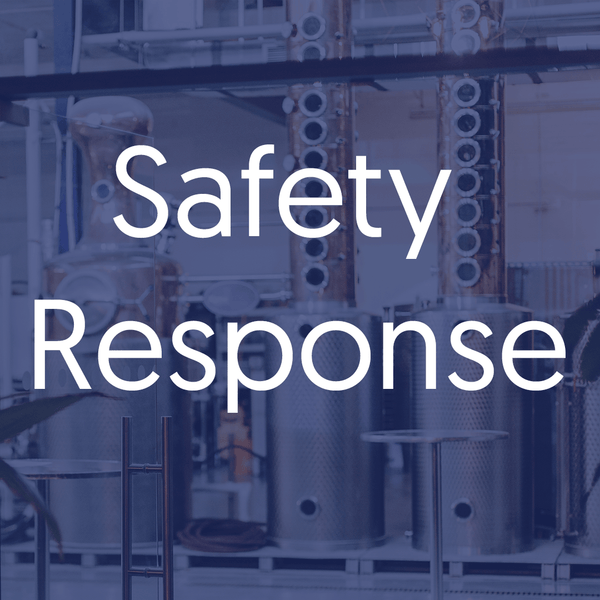 Reid's Distillery Safety Response