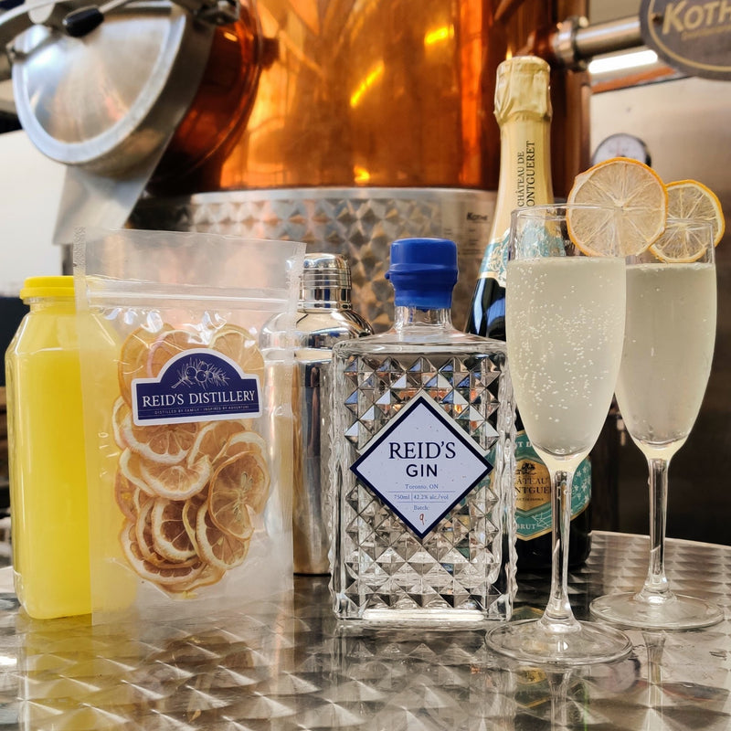 French 75 - Social Pack