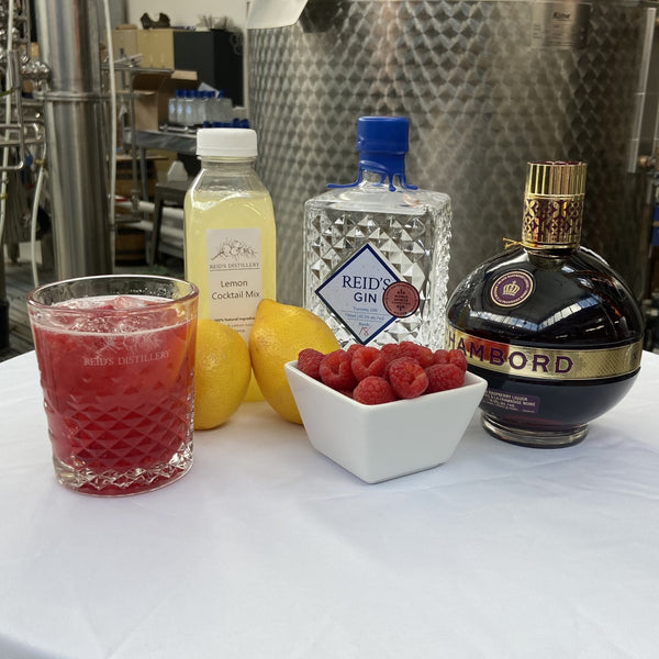 Gin Bramble and Chambord Martini - Social Pack