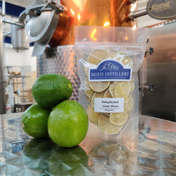 Dehydrated Lime Slices