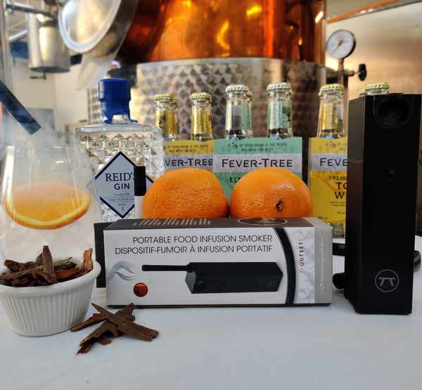 Spiced & Smoky G&T - Social Pack