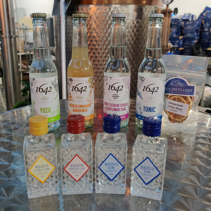 The Canadian G&T 4 Pack