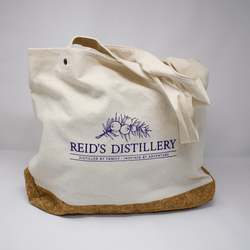 Reid's Distillery Canvas Tote