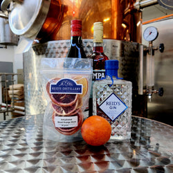 Blood Orange Negroni - Social Pack