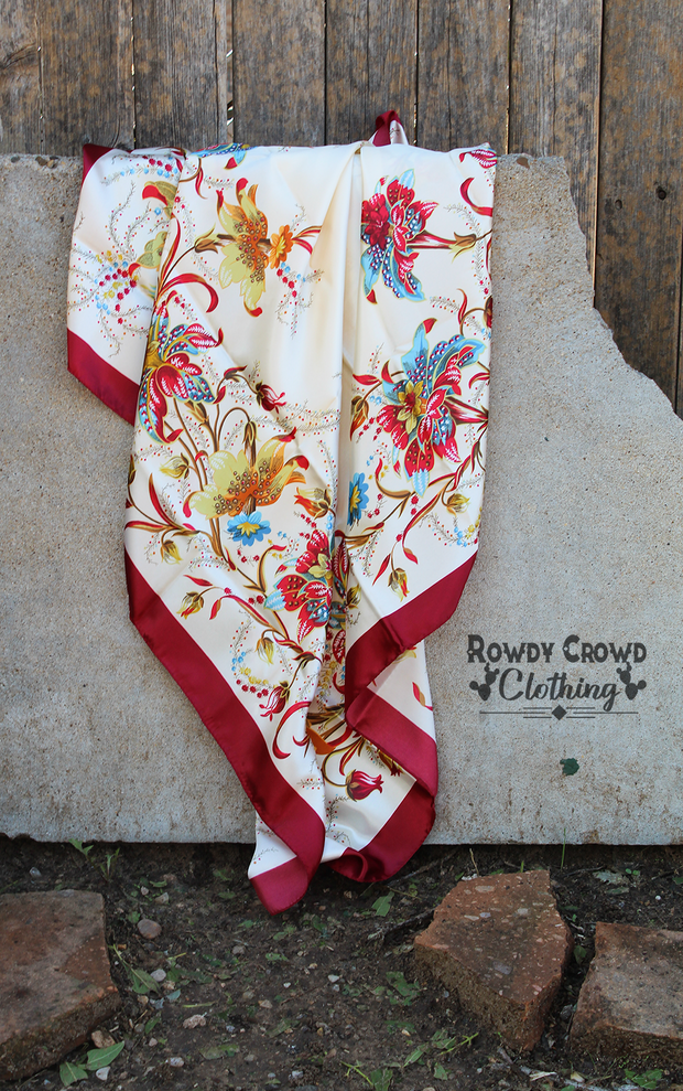 Wildorado Wild Rag - A Blissfully Beautiful Boutique