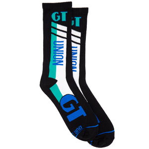GT x UNION Sock - Black