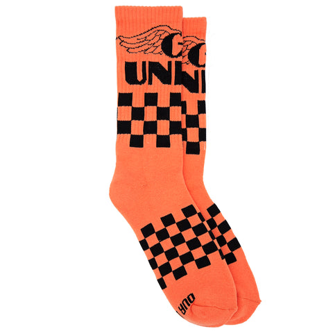 GT x UNION Sock - Pastel Peach