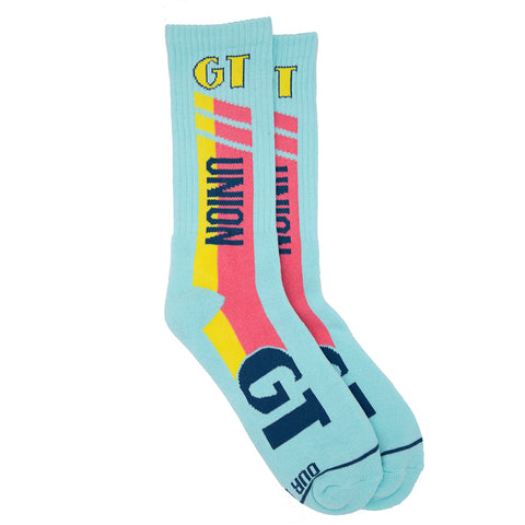 GT x UNION Sock - Teal