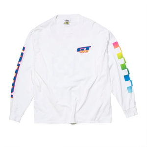 GT x UNION - GT Long Sleeve - White