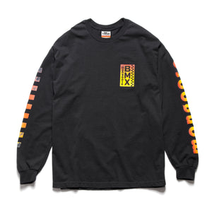 Team Mongoose BMX Long Sleeve - Black