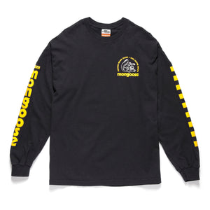 Mongoose 4130 Winners' Choice Long Sleeve - Black
