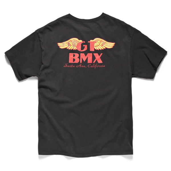 GT Wings T-shirt - Black