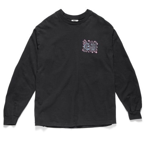 GT Scribble Long Sleeve - Black