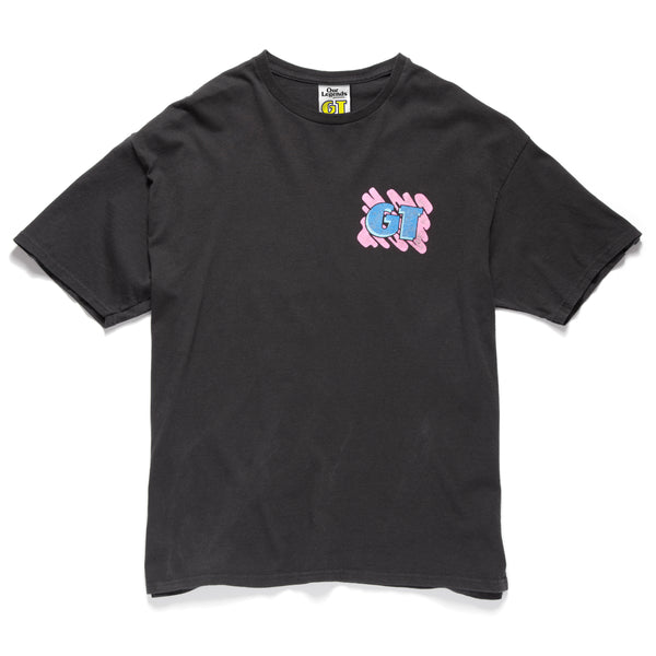 GT Scribble T-shirt - Black