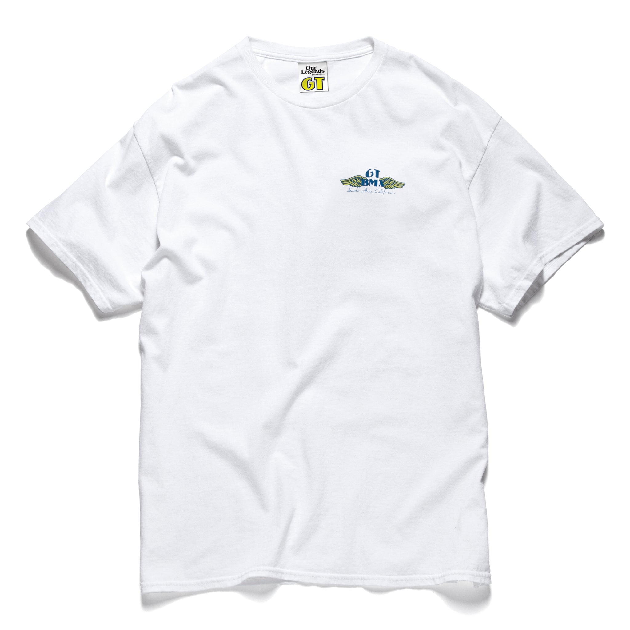 GT Wings T-Shirt - White