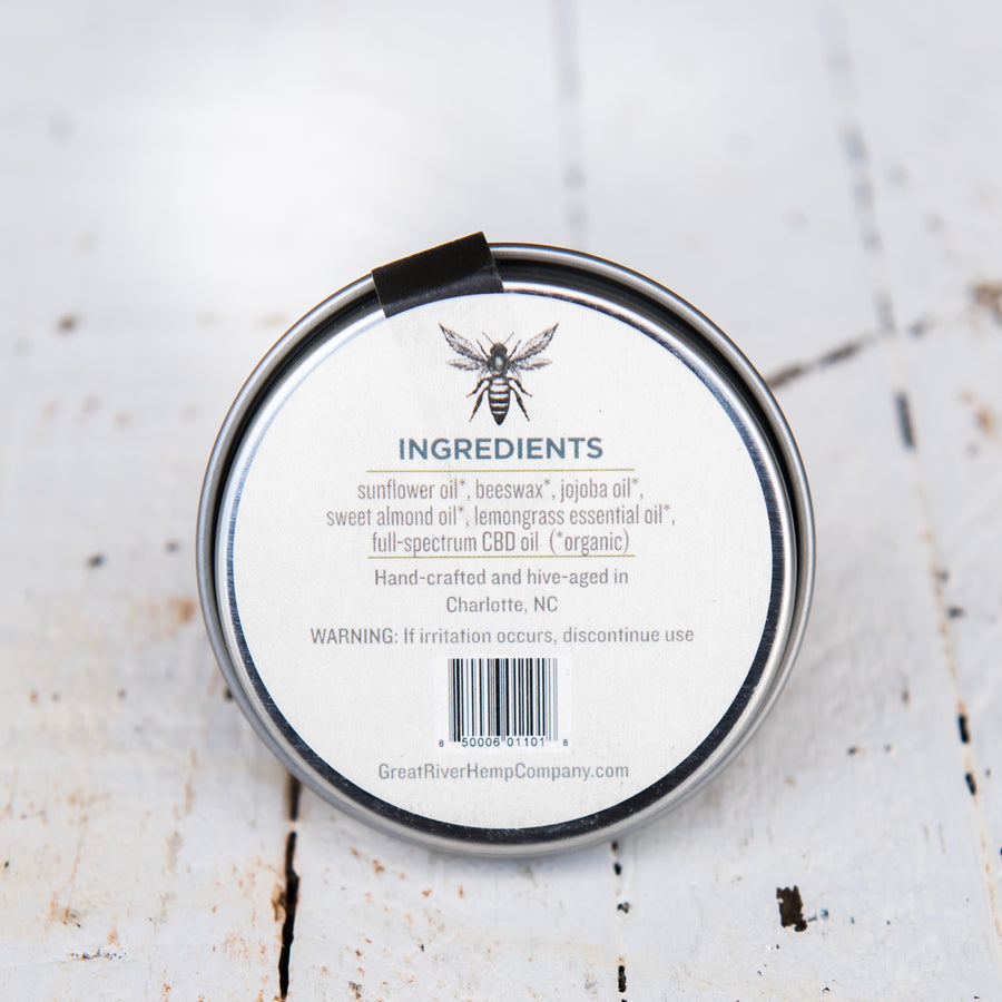 Lemongrass Hand & Body Cream