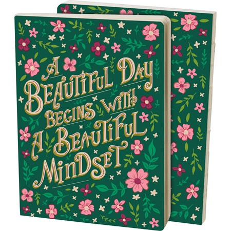 A Beautiful Day Notepad