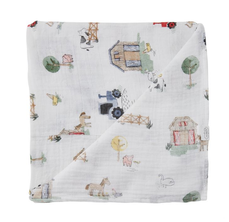 MUD PID TRACTOR RATTLE & SWADDLE